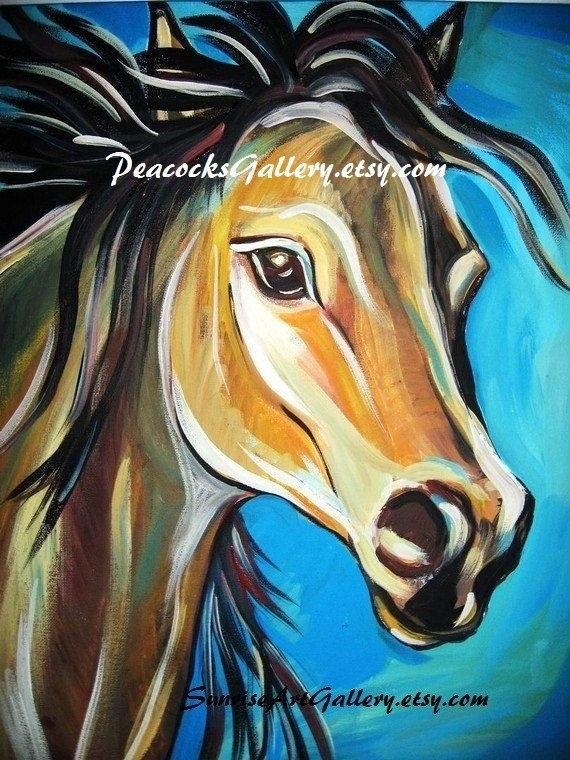 Kiddy Up With Horses Paint & Sip –  September 29th   3:00pm – 5:00pm